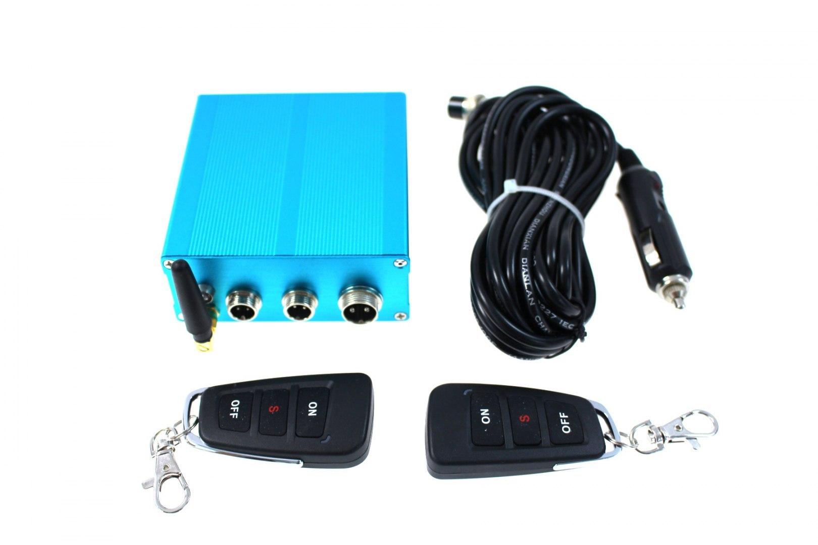 Sterownik elektrycznej przepustnicy wydechu PRO - GRUBYGARAGE - Sklep Tuningowy